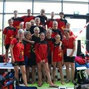 17 Schwimmer vertraten die SG Lauf an den Bezirksmeisterschaften